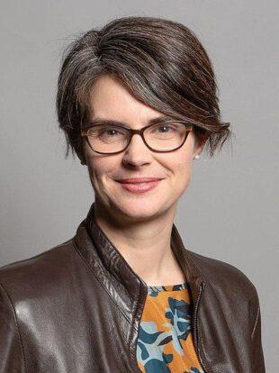 Headshot of Chloe Smith MP
